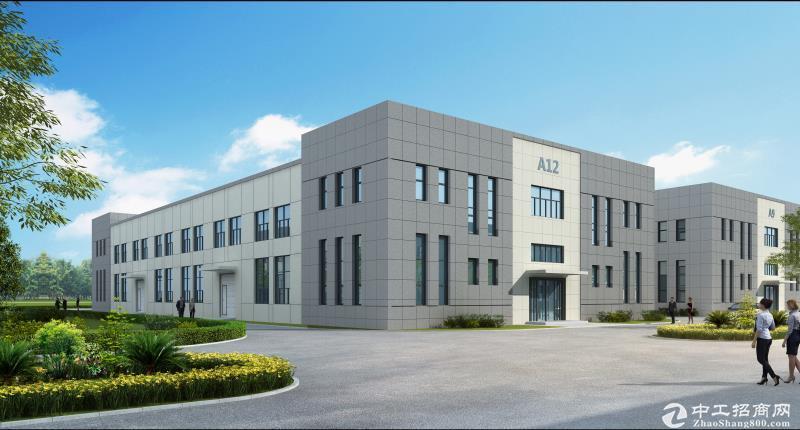 《临津产业园内》生产厂房900平至2300平-图2