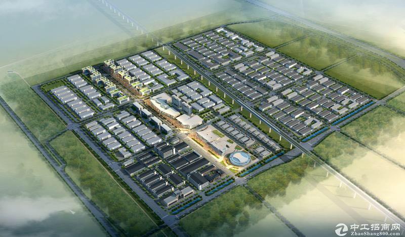 《临津产业园内》生产厂房900平至2300平-图3