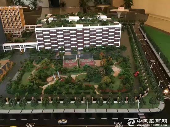 租厂房不如买厂房 深圳周边一手红本厂房出售 首付三成