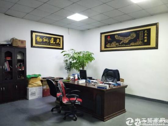公明李松朗新出楼上800平米电子厂房出租