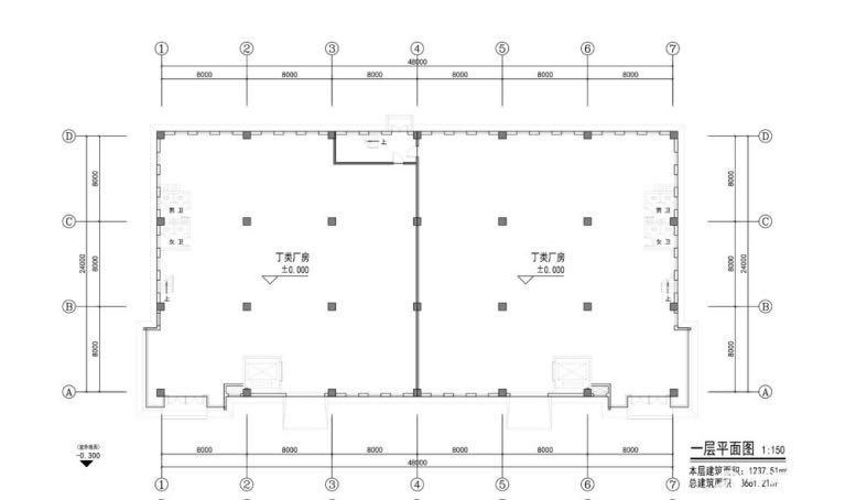 中南高科800-3600平米标准厂房高陵新区核心位置 可按揭3成首付-图2