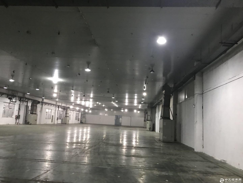 永和开发区独院高台恒温仓库4000平方招租