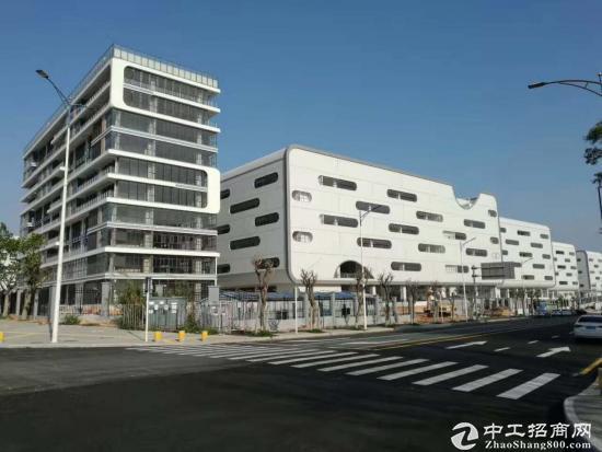 龙岗南联地铁口新出楼上带装修厂房出租2600平米-图3