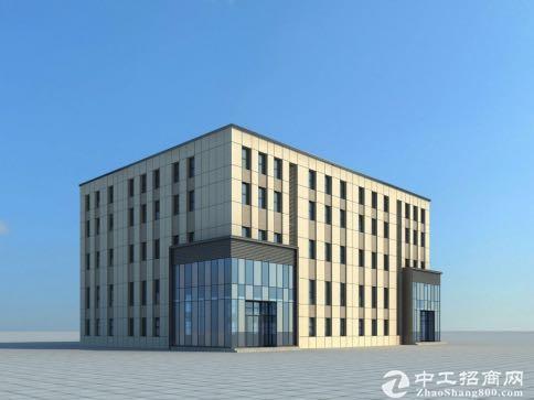中南高科泾渭智造基地 800-7000平米高陵核心开发区位置 首付3成-图4