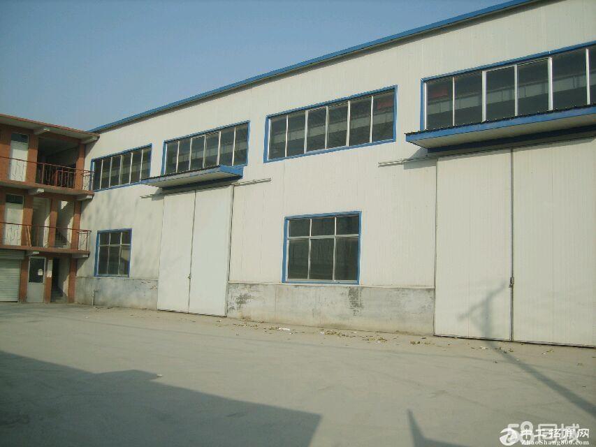 出租二环西路与刘长山路交叉口厂房仓库-图2