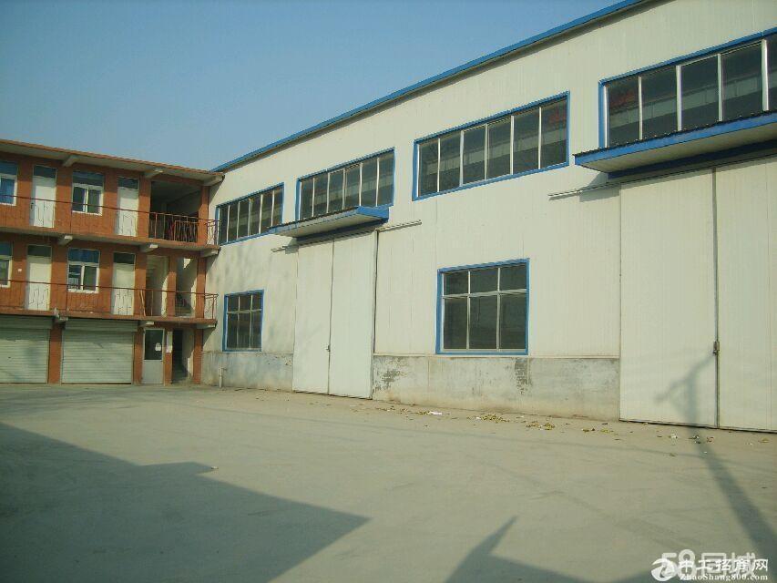 出租二环西路与刘长山路交叉口厂房仓库-图3