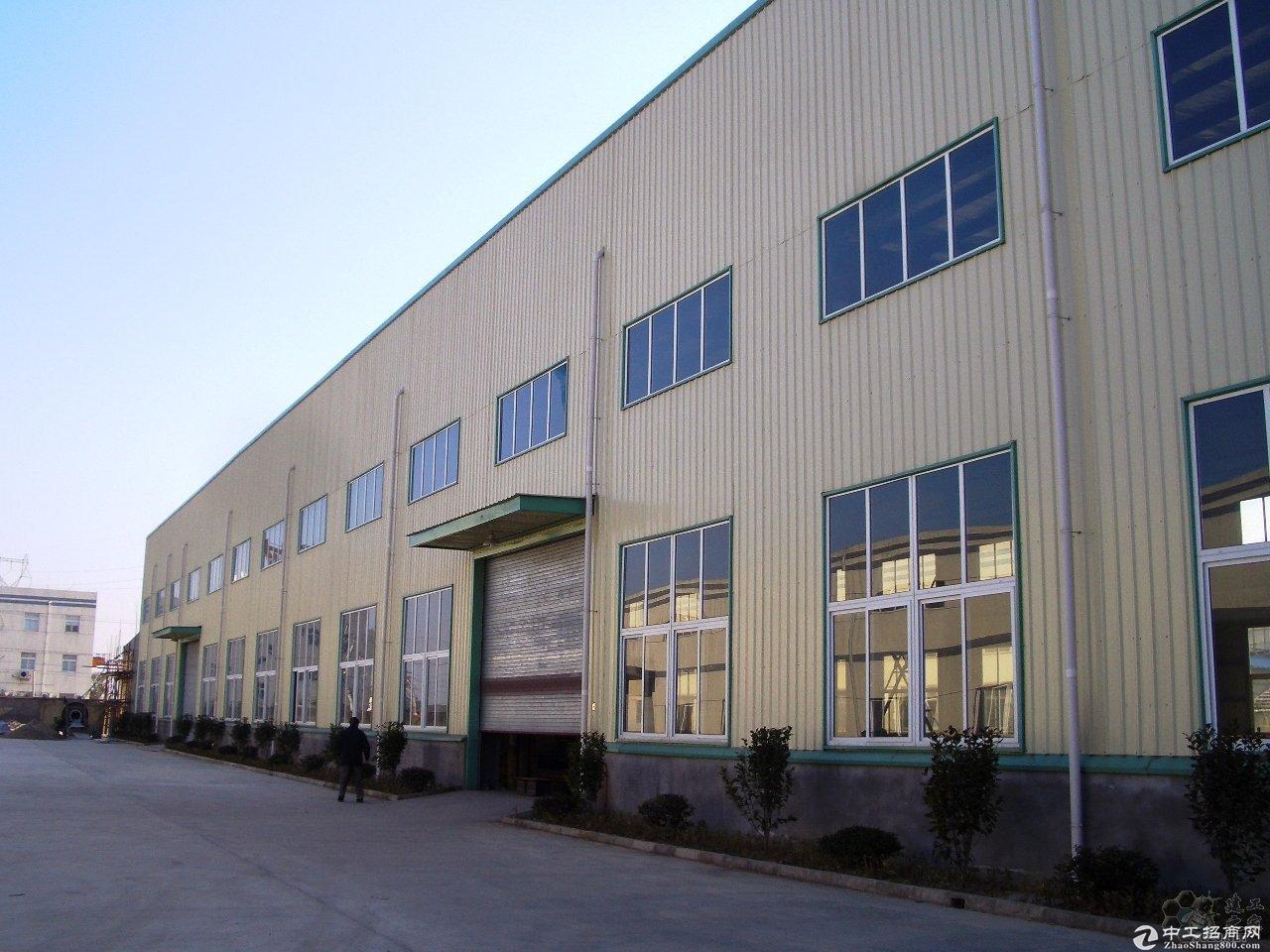 松江工业区荣乐路25亩独院绿证50年104地块上市交易