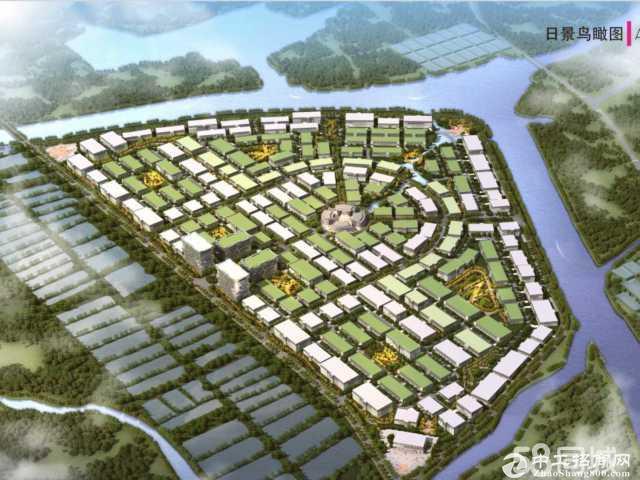 中南集团倾力打造智能创新造综合配套产业园,50年产权-图5