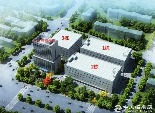 安吉高速入口50010000标准厂房交通方便-图5