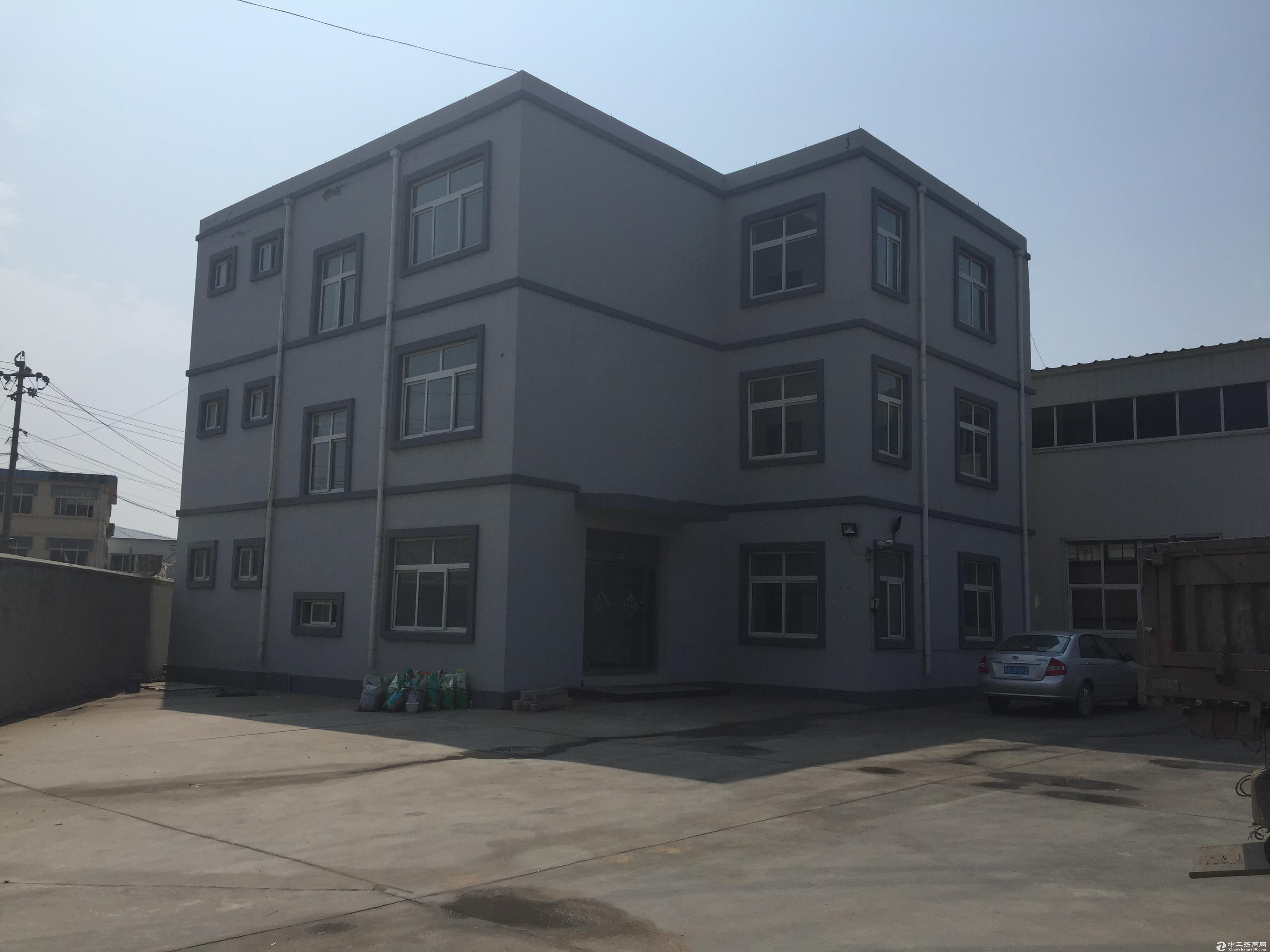 (出租) 城阳 流亭 双埠 长顺路与荣海交汇处 厂房3010平米