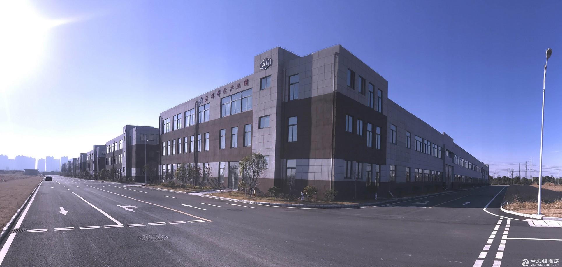 星辉科技产业园 厂房 2600-5800平米可租可售芜湖三山经济开发区