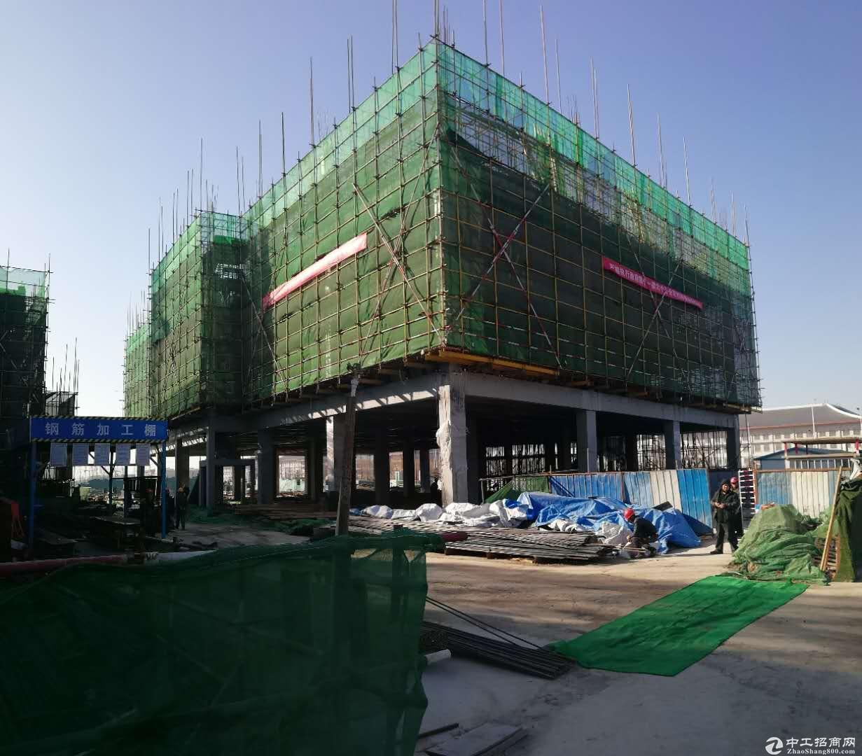济南周边可办环评厂房出售,50年独立产权,可贷款-图3