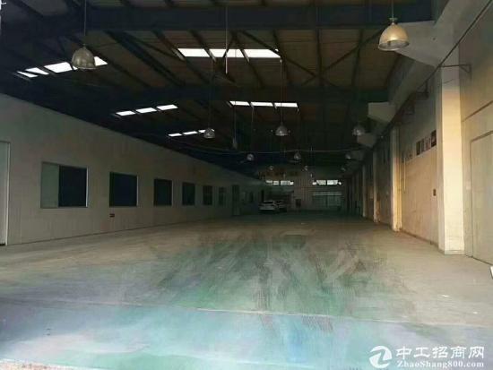 龙华天虹附近新出13000平独院钢构,可分租