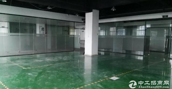 横岗 原房东红本独院厂房4200平可分租