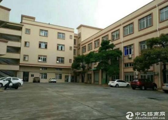 福永107国道附近凤凰独院厂房5800平方