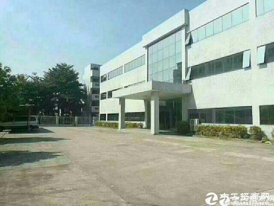 南五独院厂房招租1-3层,总面积5200方,空地面积超大