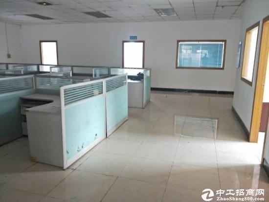 坪山碧岭三楼带装修办公室400平
