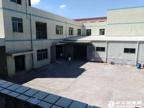 13块租厚街中心原房东独院3260平米厂房