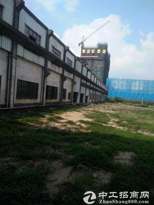 厚街闲置钢构厂房火爆招租,8700平方,可分租
