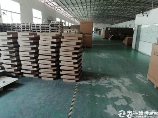 坪地 原房东 独院钢构厂房2800平出租