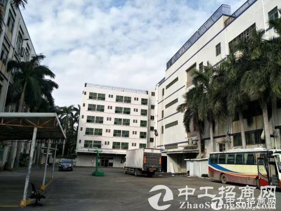 长安沿江高速出口二楼厂房1700平米可做仓库电梯大
