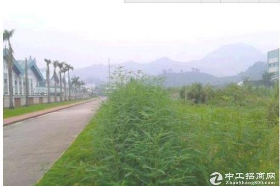 深圳总部转移宝地]惠州工业土地出售 可分割