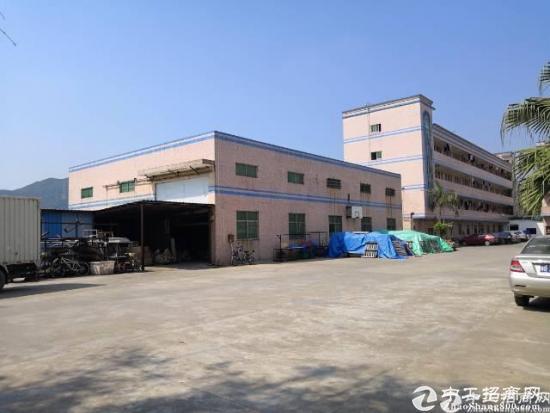 坪山碧领工业区600小独栋厂房出租