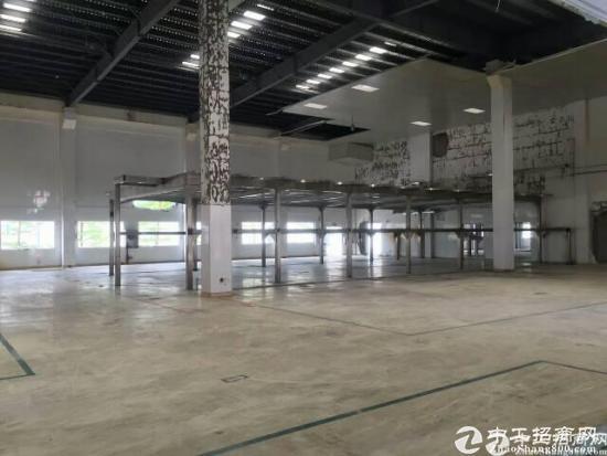 西丽大学城工业园独栋3500平方层高12米招租