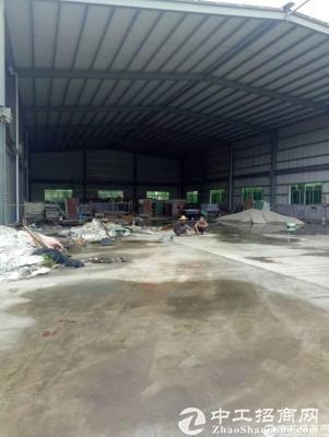 惠州新圩钢构厂3200平  滴水7米