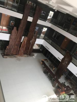 坪山政府扶持孵化器豪华装修100平办公室出租.