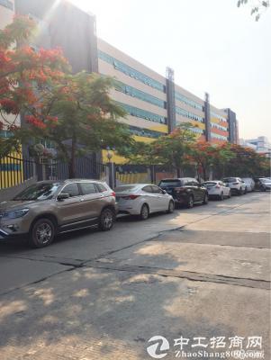 南山西丽百旺信科技园1700平米厂房急租