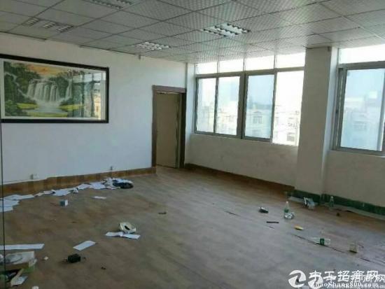 东莞厚街村原房东厂房楼上600平米急租,没有公摊