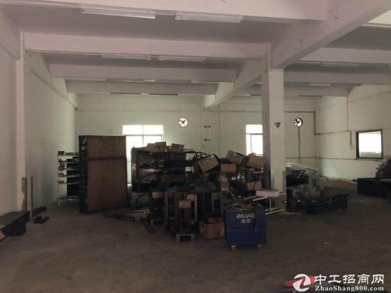 深圳周边新出标准厂房一楼400平招租