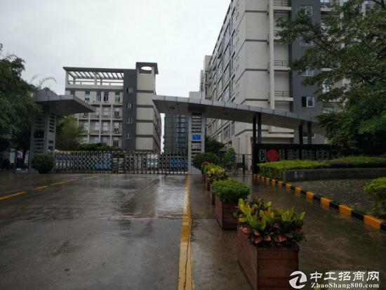 龙岗中心城附近新出3500平楼上厂房出租