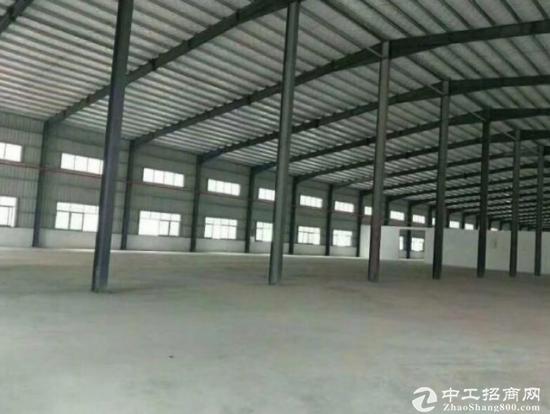 [坪山厂房]坪山 石井 中间无柱子钢构550平 业主直租