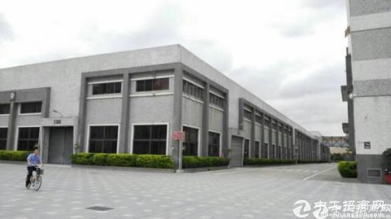 清溪镇独栋钢构厂房8500平方滴水十二米招租