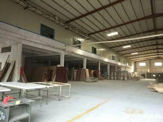 三屯带家私喷油房3880平米钢构厂房出租,空地超大