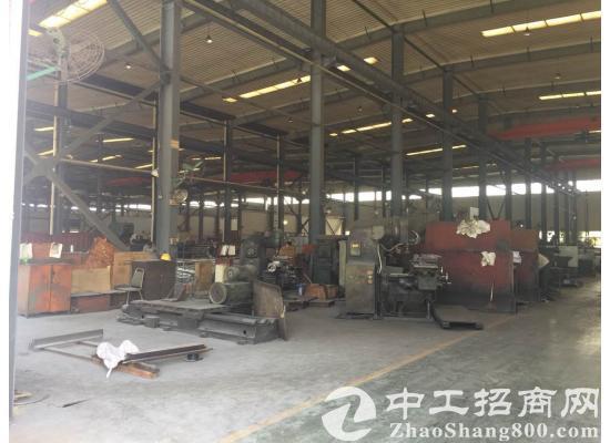 新区梅村45亩独门独院15000平米标准厂房出售