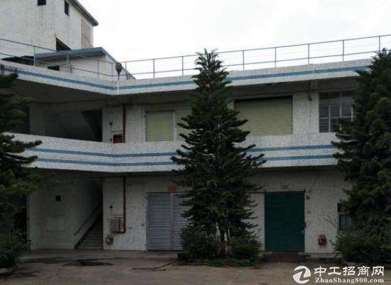 出售东莞市清溪镇7018平方厂房及优质土地