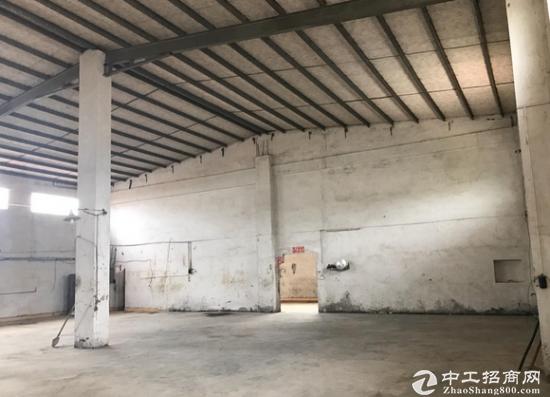 高埗镇区1350平单一层厂房出租