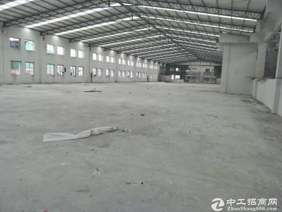 清溪镇超大空地钢构厂房5000平方招租
