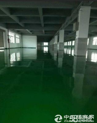 龙岗大道边厂房11000平米原房东直租可分租-图2