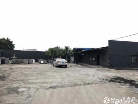 坪山六和城周边3300平米钢构厂房可分租高7米