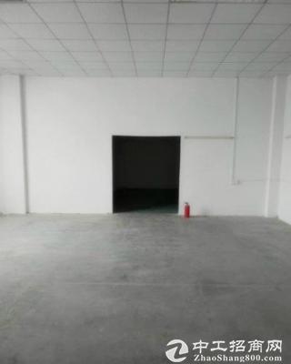 福永大洋田工业区标准厂房一楼1800平水电齐全原房东厂房无公摊带红本
