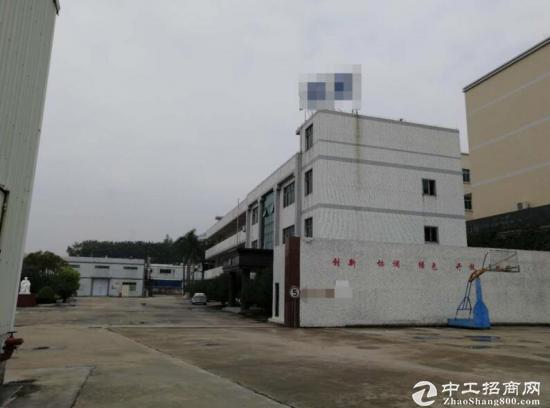 出售东莞清溪镇8500平方厂房及优质工业用地