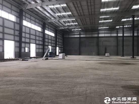 全新钢构900平,120千瓦独立变压器,可做污染