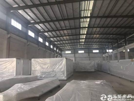 深圳坪山新出独院钢构滴水10米,面积5230平。