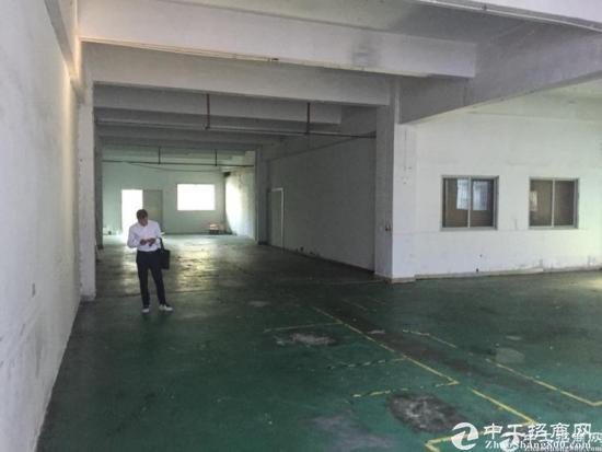 东莞市厚街一楼570平标准厂房招租,16块每平米