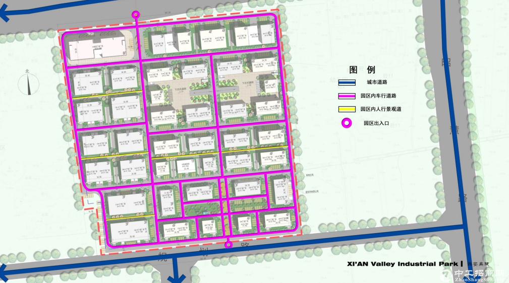 产业园厂房出售【大产权】【可按揭】【层高8米】-图3