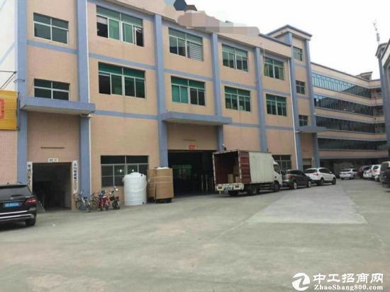 深圳坪山独院标准厂房出租10000平 有红本